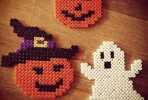 Pärlor Halloween