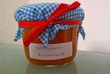 Reçel ve marmelatlar