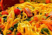 spaghetti kari