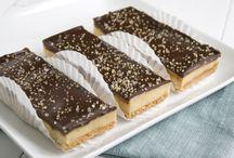 Dessert Bars / Gluten Free Dessert Bars