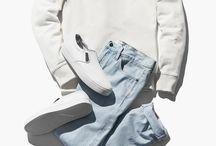 flat lay apparel