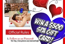 My Valentine's Day Spa Contest