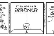 Dilbert / by Pemulis