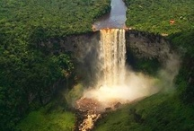 Waterfalls around the world
