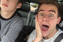 Tronnor / Troye Sivan and Connor Franta -tronnor