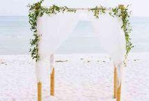 mariage thème au bord de mer