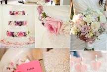 Wedding: Colors / Coordinating your wedding colors, creating your own palette.