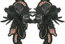 Сутажные украшения Dori