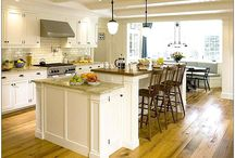 Kitchen ideas / by Alison Howard