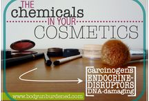 Natural living / Chemical free beauty and home cleaning products