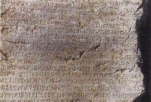 Orhun Scripts