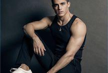 fitness men models