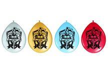 Ridder Feestje / Doe hier ideeën op voor een compleet kinderfeestje in het thema Ridder. Van versiering, verkleedkleding tot alle benodigdheden voor een compleet ridderfeest.