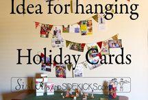 Christmas Decorations / Decorations for the Christmas season