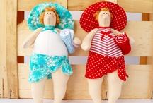 куклы-толстушки
