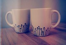 Plate, Bowl & Mug designs