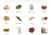 Pre work meal / Eat healthy