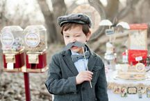 Party ideas - vintage circus