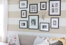 Living Room / by Tiffany