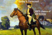 George Washington / Memes starring George Washinton / by Lori Sloan