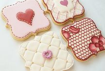 Valentine's cookies!!!