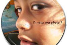 Tu veux ma photo ? / Magnet personnalisable avec photo