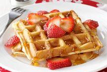 Waffles & Pancake