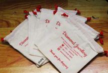 Souvenir Drawstring Pouch Blacu / Souvenir Drawstring Pouch Yogyakarta