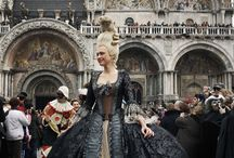 Venice Carnevale / Carnevale in Venice is a spectacular event--two weeks before the start of Lent...