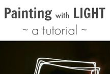 Fotografía - Painting with Light
