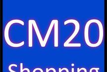 CM20 Shopping / Sales CM20 Postcode district Harlow