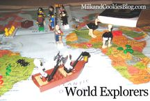 kids {history, geography}