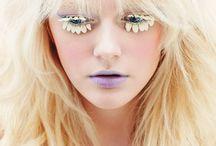 Makeup headshots / my inspirational mood board