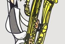 Jazz / by Pollux (Paul Morris)