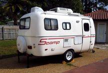 Motorhomes/trailers/camping