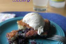 Recipes: Cobblers/Crisps/Crumbles