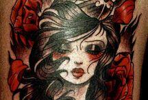 Tattoos / by kyli knox