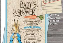 baby shower / by Stephanie Stotts