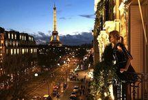 Paris ville magique