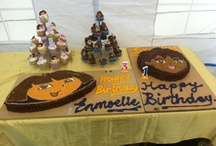 Diego 7 Dora Birthday Cakes & Cupcakes