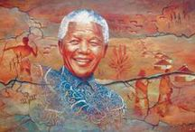 Madiba, father of our nation. / The legacy left by Nelson Mandela is one not only for SA but for the World at large.