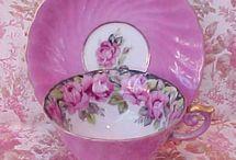 tea cups , filiżanki, tazze da thè