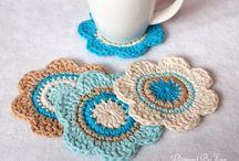 Crochet: home deco