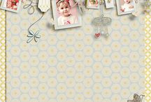 Layouts / I love scrapbooking and this board is full of the most inspiring ideas!! / by Katie Osterhout Bunn