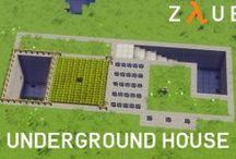 Minecraft gebouwen