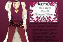 Fairy Tail Oc Boys