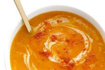 Butternut soup / Squash soup