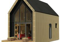 Alice / Alice is tiny house. Just buy Alice floor plans and make it real! http://www.pinuphouses.com/plans/tiny-house/alice/
