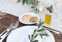 Tuscany style wedding inspiration