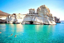 Milos Island / Milos is not defined by a single face but by a profusion of them. Island of Aphrodite, of romance and volcanic splendour, cosmopolitan and multi-facetted, lush and abounding in natural beauty, picturesque and idyllic, Milos is, above all, authentic.